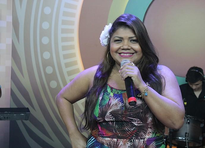 Márcia Siqueira tem 28 de carreira (Foto: Katiúscia Monteiro/ Rede Amazônica)
