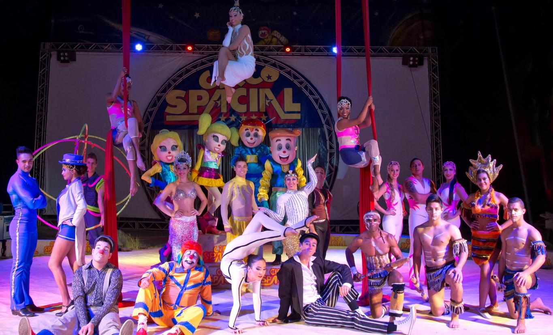 Circo Spacial (Foto: Divulgação)