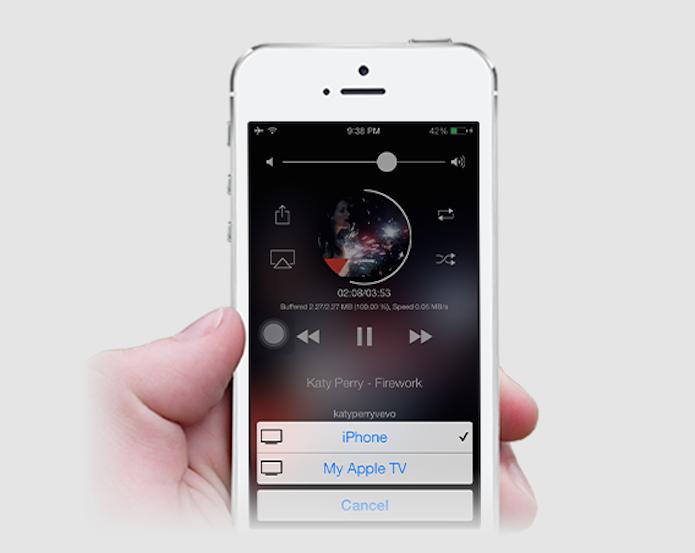 Como fazer streaming de música com vídeos do YouTube no iPhone (Foto: Reprodução/Marvin Costa)
