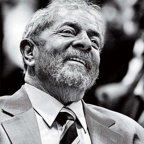 Luiz Inácio Lula da Silva  (Foto: Felipe Rau/picture-alliance/dpa/AP)