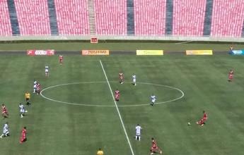 Com golaço de Sillas, Boa Esporte vence o CAP Uberlândia na estreia