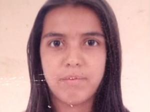 Ana Karla Lemes da Silva, vítima serial killer Goiás (Foto: Reprodução/ TV Anhanguera)