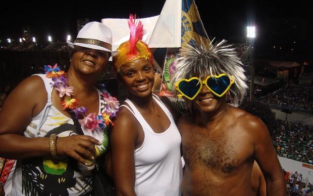 vôlei Sassá Sesi carnaval (Foto: Arquivo Pessoal)