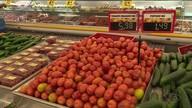 Verduras e legaumes têm aumento de preços nos supermercados do Sul