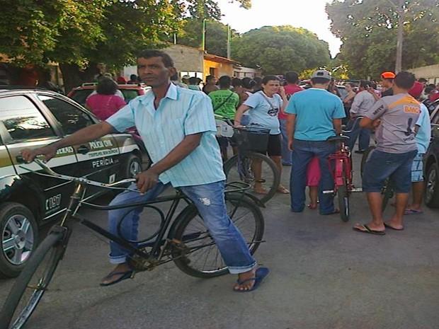Crime causou comoção aos moradores (Foto: Polícia Civil/ Divulgação)