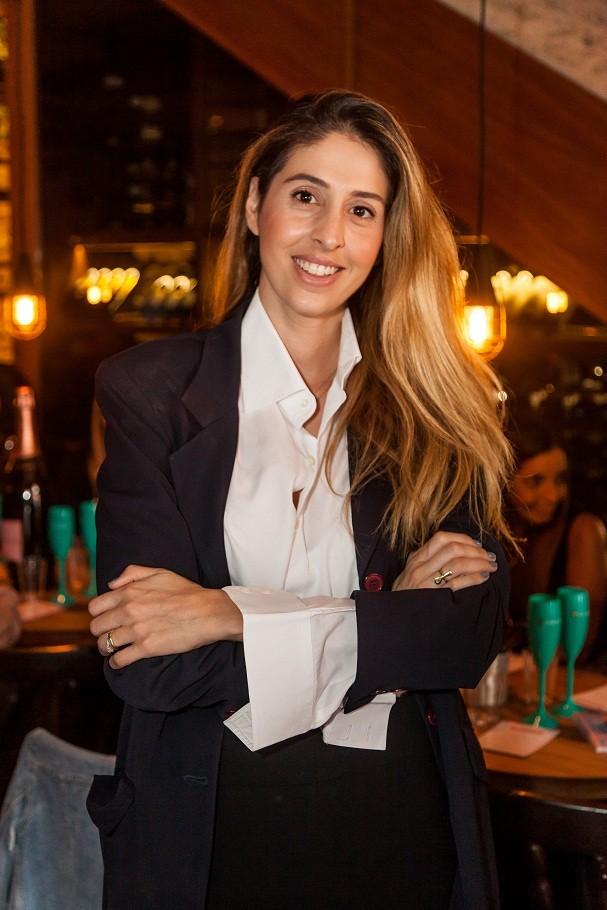 Paula Merlo chegou na Glamour em 2012 e desde maio é diretora da redação (Foto: Divulgação)
