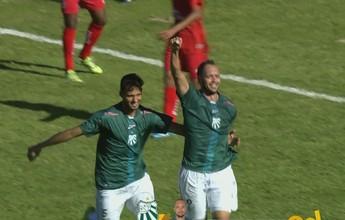 Com tranquilidade, Caldense domina e vence o Boa Esporte por 2 a 0