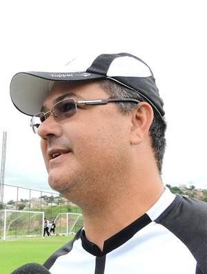 Rogério Micale, técnico do Sub-20 do Atlético-MG (Foto: Fernando Martins / Globoesporte.com)
