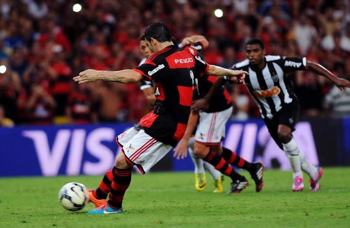 Flamengo x Atlético-MG - Chicão (Foto: André Durão)