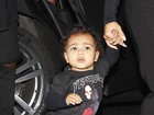 Veja dez looks estilosos de North West, filha de Kim e Kanye