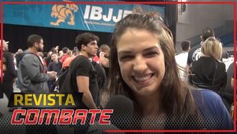 Mackenzie Dern fala do futuro no MMA e sua intenção de lutar no UFC
