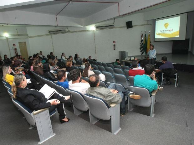 Ação faz parte do Programa Agenda Ambiental na Administração Pública (Foto: Assis Cavalcante)