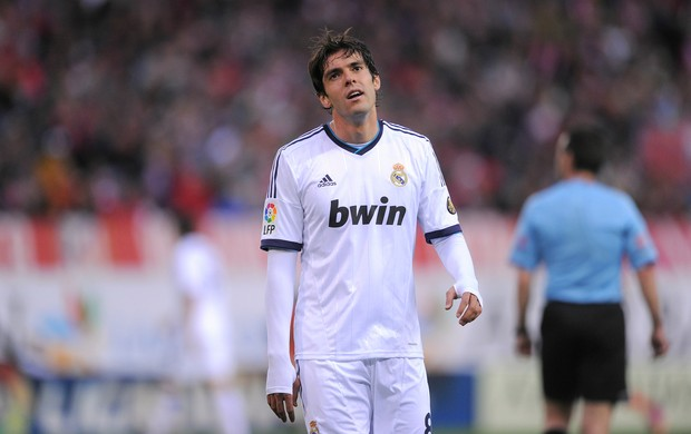 Kaká Real Madrid (Foto: Getty Images)