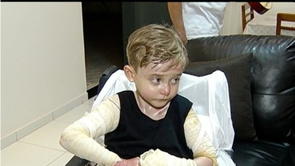 Campanha para ajudar menino com doença rara mobiliza famosos