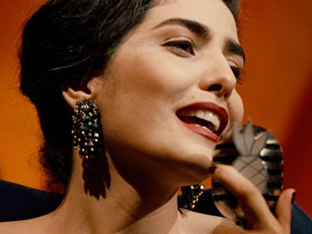 Leticia Sabatella em 'Chatô, o rei do Brasil'; ela interpreta a primeira mulher de Assis Chateaubriand (Foto: Divulgação)