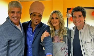 Encerrada a seleção para a segunda temporada do The Voice Brasil (The Voice Brasil/TV Globo)