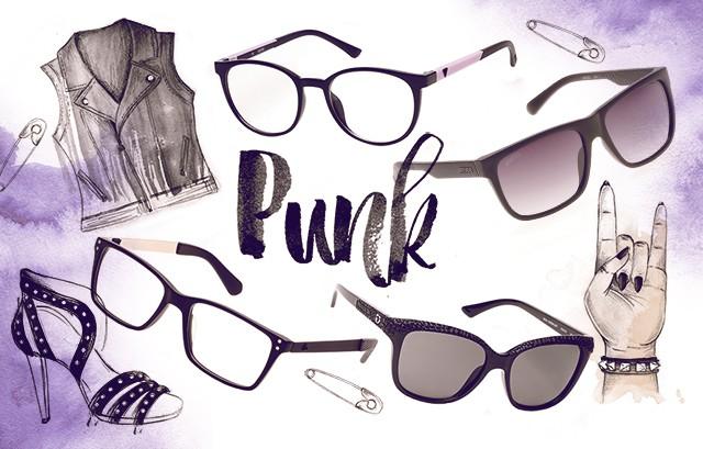 Promoglamour Guess Punk (Foto: Divulgação; Ilustração: Camila Gray)
