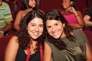 Malu Verçosa e Fabiana Crato (Foto: Uran Rodrigues/Divulgação)