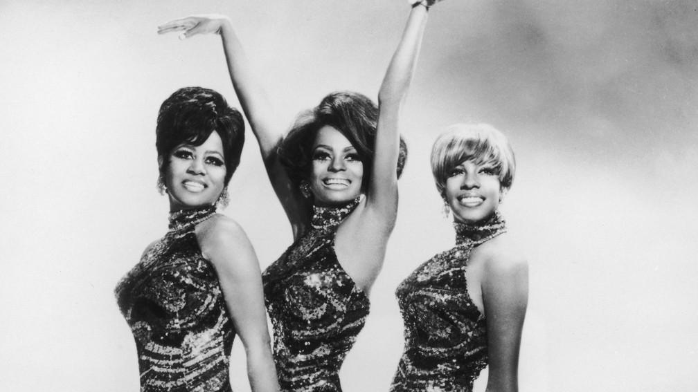 The Supremes (Foto: Reprodução)