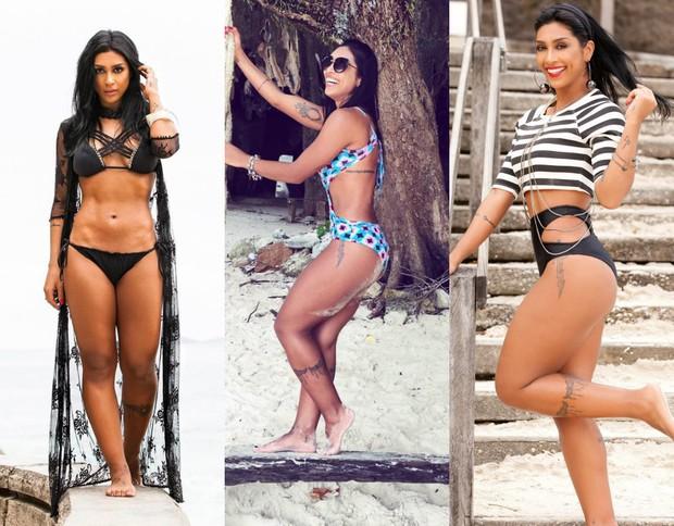 Amanda Djehdian faz sucesso com corpo invejável (Foto: Reprodução / Instagram)