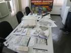 Operação na Baixada Santista termina com 155 presos e drogas apreendidas