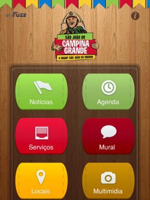 Ideia foi fazer o aplicativo para que se obtenha informações de eventro de grande porte (Foto: Divulgação)