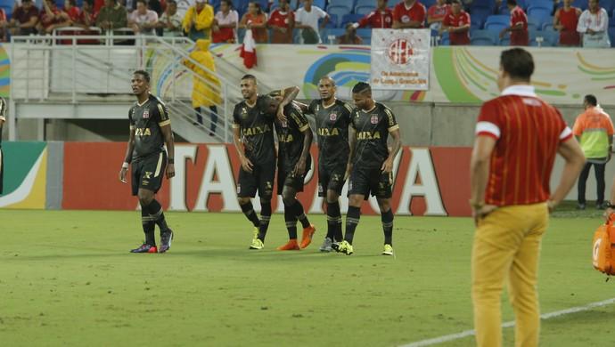 Roberto Fernandes - técnico do América-RN (Foto: Alexandre Lago/GloboEsporte.com)