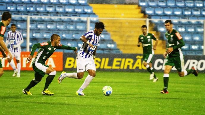 Anderson Lopes Avaí x Luverdense (Foto: Jamira Furlani/Avaí FC)