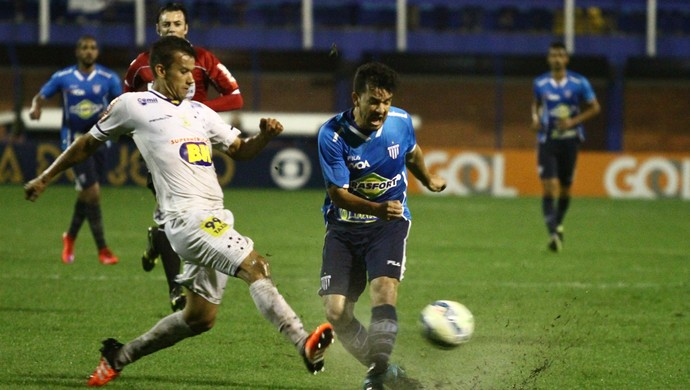 Néstor Camacho Avaí (Foto: Jamira Furlani/Avaí FC)