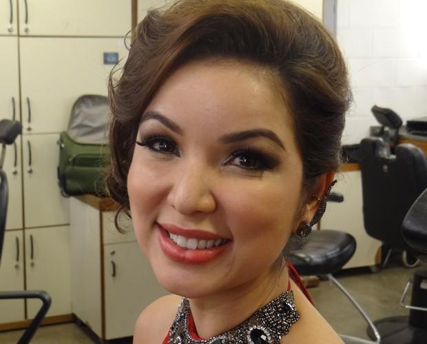 Liah (Foto: The Voice Brasil/TV Globo)