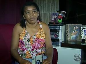 Cícera disse que não tem esperança de receber indenização (Foto: Reprodução/ TV Asa Branca)