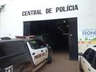 Homem é preso suspeito extração irregular de madeira em Candeias