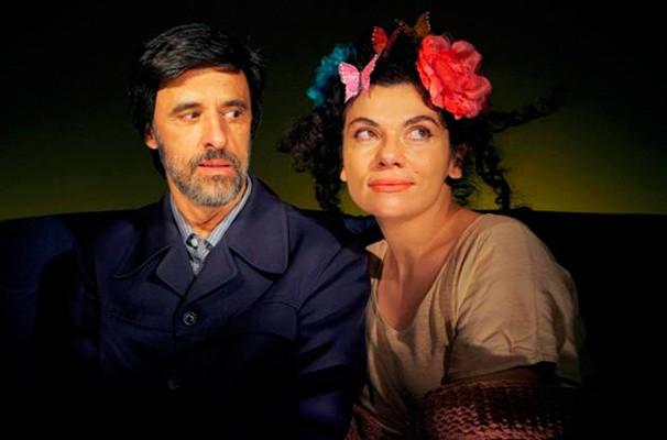 Donizete Mazonas e Suzan Damasceno são os protagonistas do espetáculo (Foto: Divulgação)