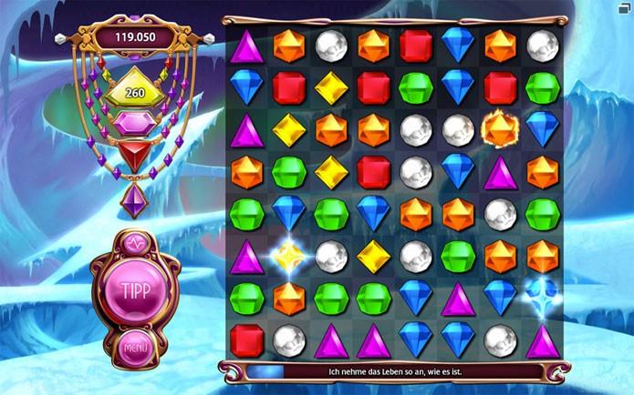 Bejeweled 3 ainda em promoção no Origin (Foto: Divulgação)