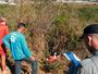Corpo de Bombeiros encontra corpo às margens do Rio Meia Ponte