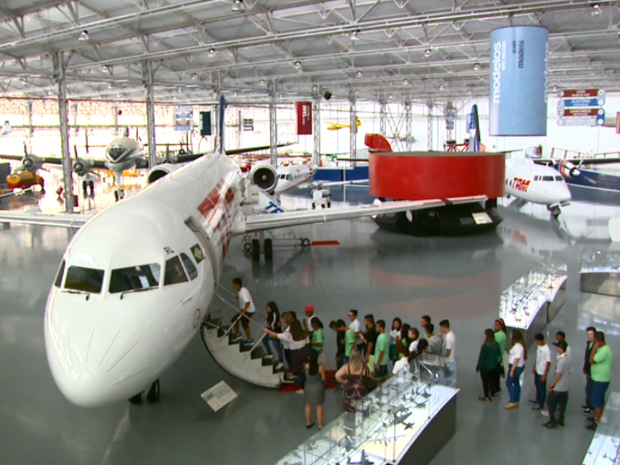 Museu deve ser reaberto em São Paulo com novos patrocinadores (Foto: Reprodução EPTV)