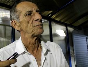 Aderbal Lana técnico do Nacional-AM (Foto: Adeilson Albuquerque)