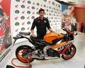 """Em São Paulo, Márquez prevê Franco Morbidelli """"cedo ou tarde"""" na MotoGP"""