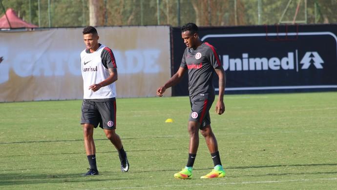 Inter Alemão Edenílson (Foto: Tomás Hammes / GloboEsporte.com)