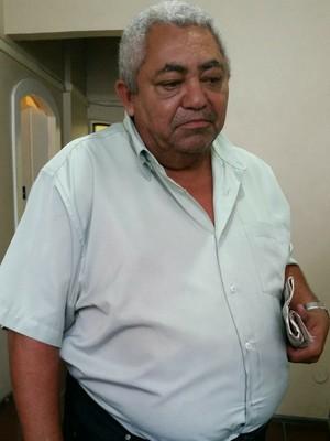 José Hozano Pires, presidente do GEL (Foto: Eduardo Dias/A Gazeta)