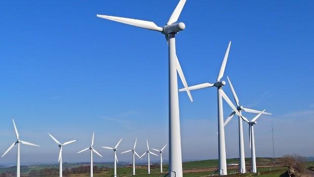 Parque eólico da Votorantim Energia (Foto: Divulgação)