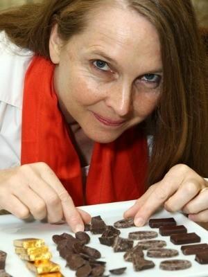 Chloé Roussel escola de Chocolate RS Meu Negócio (Foto: andro Seewald/Divulgação)