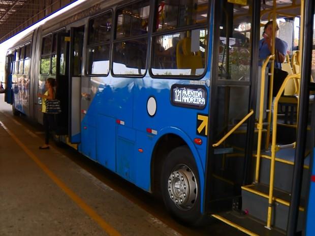 Passagem vai para R$  4,50 em Campinas (Foto: Reprodução/ EPTV)