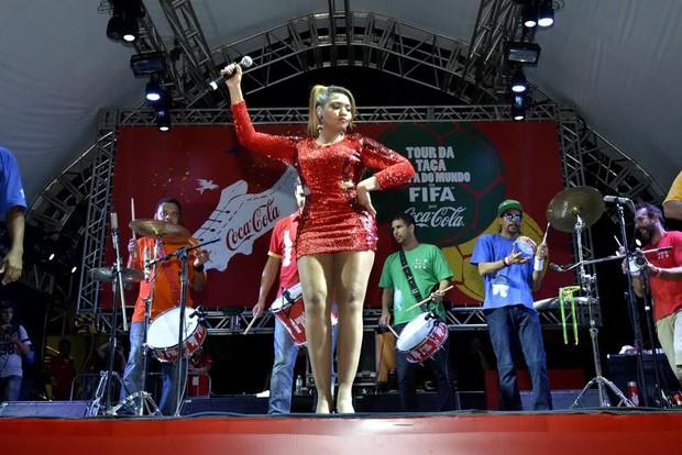 Gaby Amarantos (Foto: Léo Marinho/Ag News)