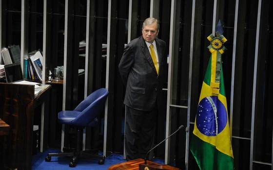 O senador Tasso Jereissati (PSDB-CE) (Foto: Jefferson Rudy/Agência Senado)