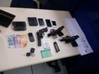 Família de empresário é feita refém e 5 acabam presos em Macaé, no RJ