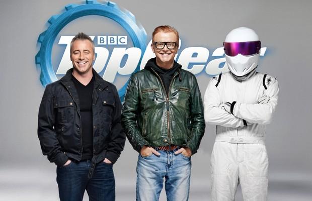Matt LeBlanc e Chris Evans são os novos apresentadores de Top Gear (Foto: Divulgação)