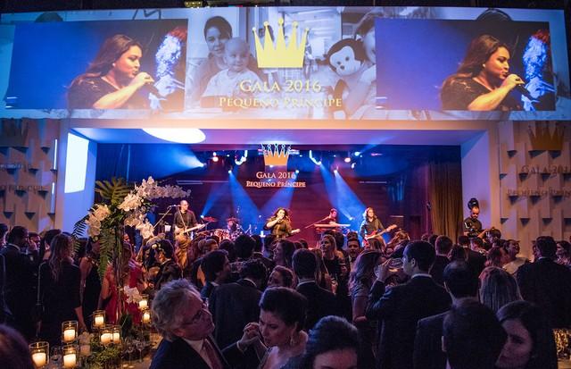 Gala do Pequeno Príncipe (Foto: Reprodução)
