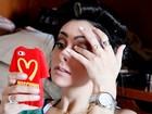 Veja fotos de making of do ensaio da ex-BBB Francine Piaia para o Paparazzo