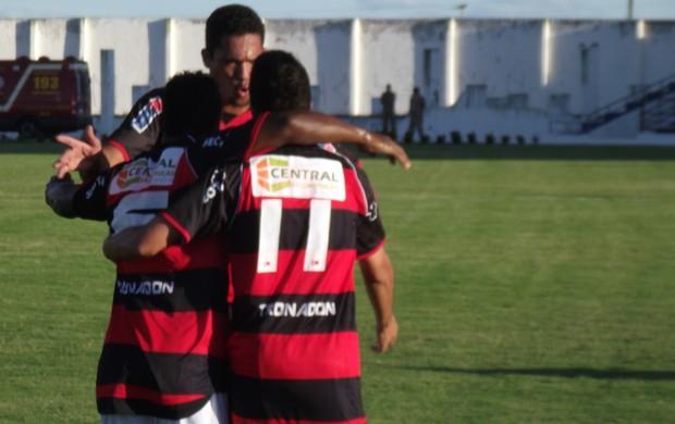 Campinense 6 x 3 Esporte, 18ª rodada do Campeonato Paraibano (Foto: Silas Batista)